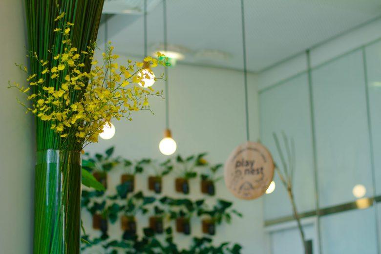 Indoor Flower Box